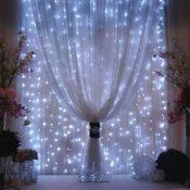 LED Vorhang 300 LED´s