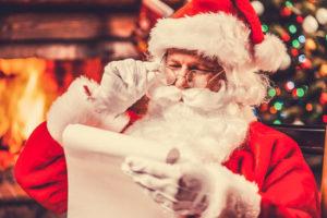 Weihnachtsgeschenke kaufen