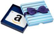 Amazon.de Geschenkgutschein mit Geschenkbox