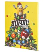 M&M´s Adventskalender