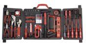 60-teiliger Universal Haushalts-Werkzeugkoffer