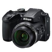 Nikon Kamera schwarz