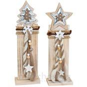 Holz Weihnachtsdeko