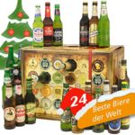 Bier-Adventskalender, Biere aus aller Welt