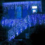Eiszapfen Lichterkette