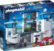 PLAYMOBIL - Polizei-Kommandozentrale mit Gefängnis