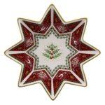 Goebel Sternförmige Porzellanschale